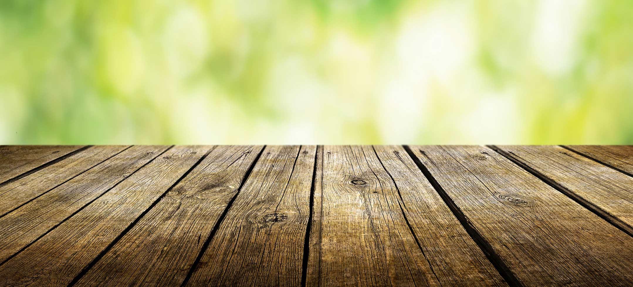 Hintergrund Slider Holz